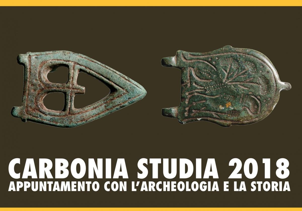 CARBONIA STUDIA 2018 - Appuntamento con l'archeologia e la storia
