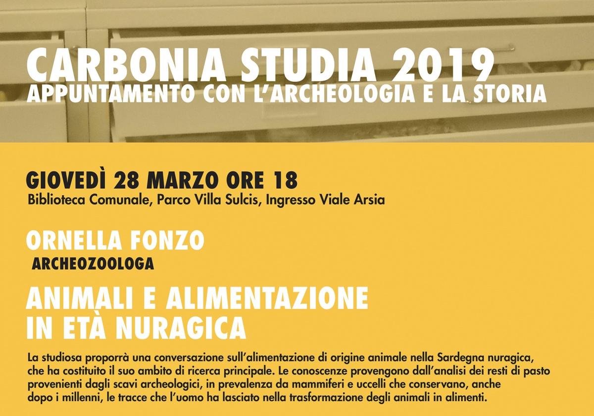 CARBONIA STUDIA 2019