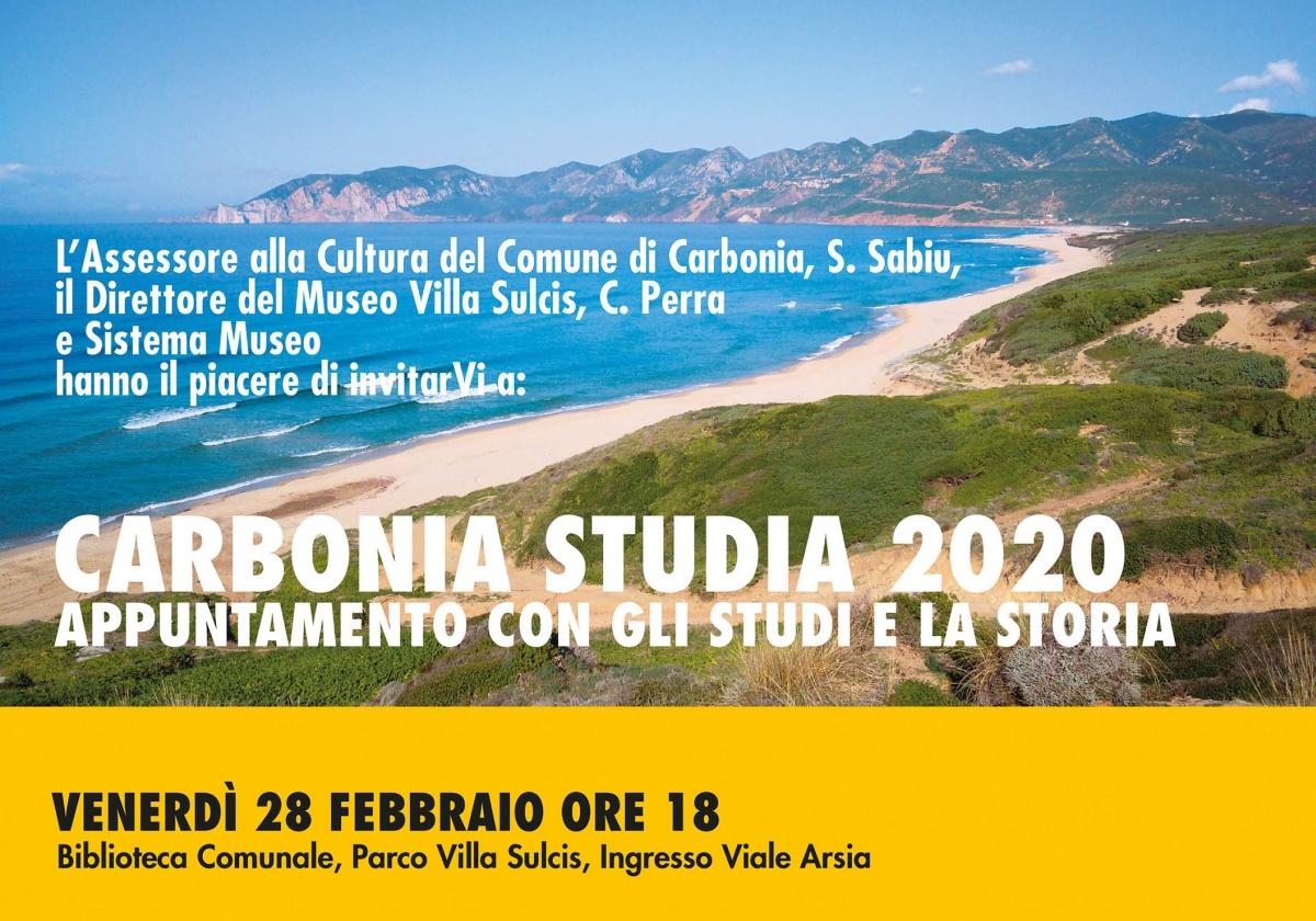 Carbonia Studia 2020