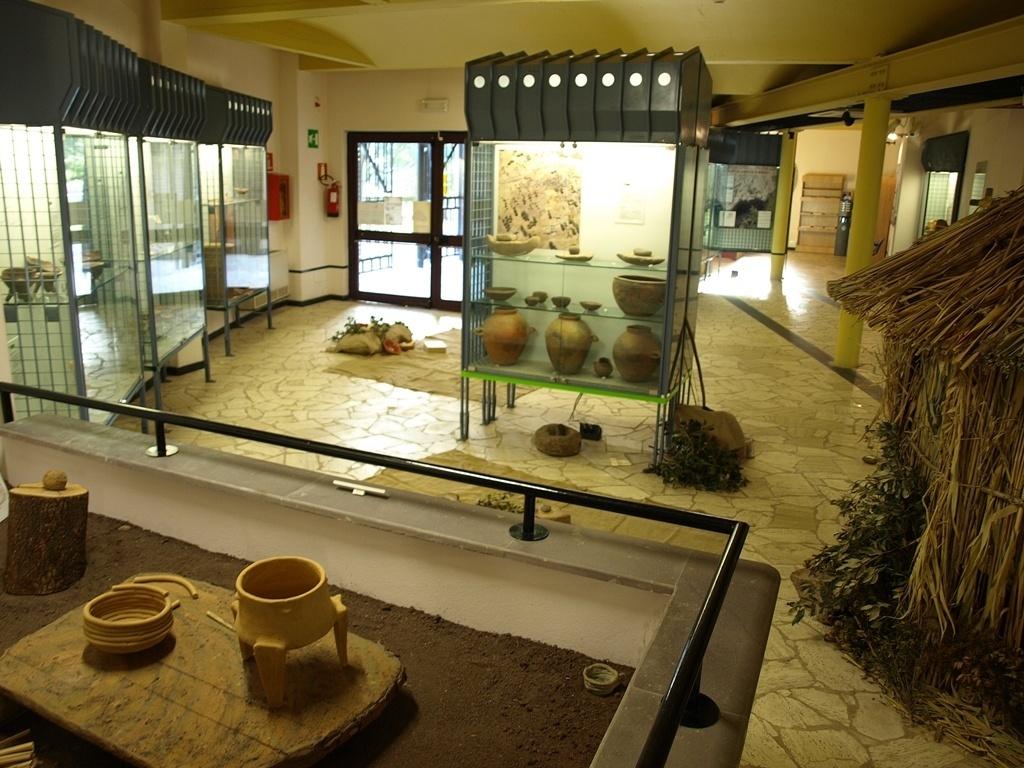 Museo Archeologico Villa Sulcis / foto S. A. Manca