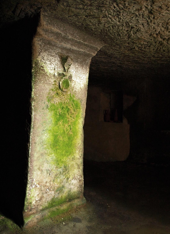 Parco Archeologico di Monte Sirai / Foto S. A. Manca, su conc. MiBACT